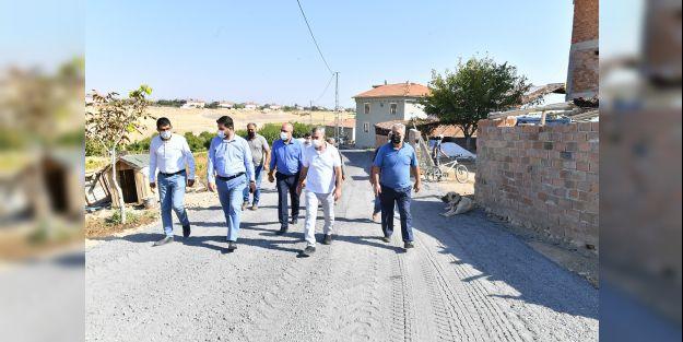 """Çınar: 'Hizmet kalitesini kırsal alanlara taşıyoruz"""""""