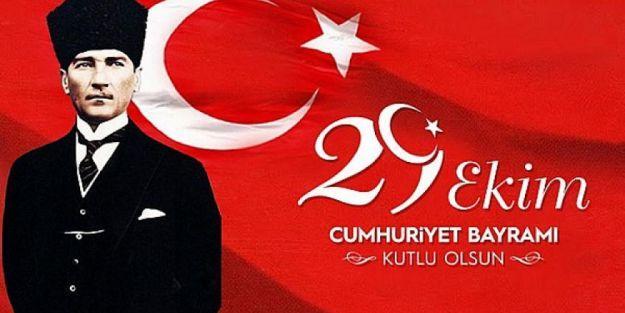Cumhuriyet'in 97. Yıldönümü Kutlamaları
