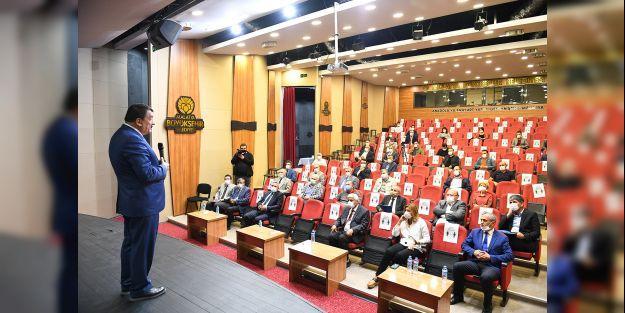 Film festivalinin bilgilendirme toplantısı yapıldı