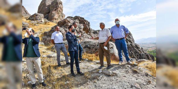 'Gelincik Tepesi Komisyonu' saha araştırmasına başladı