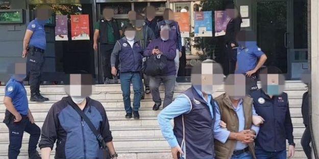 PKK/KCK'da Tutuklu Sayısı 11'e Yükseldi