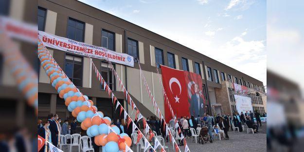 Prof.Dr. Karabulut: 'Binamız 1 yıl içinde tamamlandı'