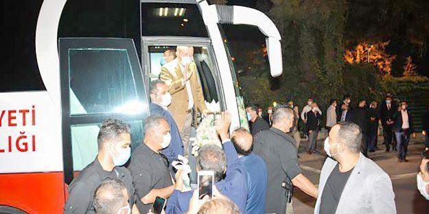 Sarıbaş'ın, Erdoğan'la servisçi diyalogu iddiası