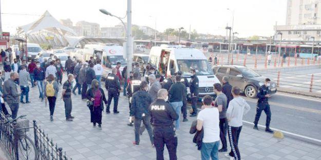 Suriyelilerin Meydan Savaşı! 7 Yaralı