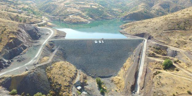 Yaygın Barajı#039;nın geçici kabulü yapıldı