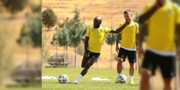 Yeni Malatyaspor'da sakat oyuncuların durumu