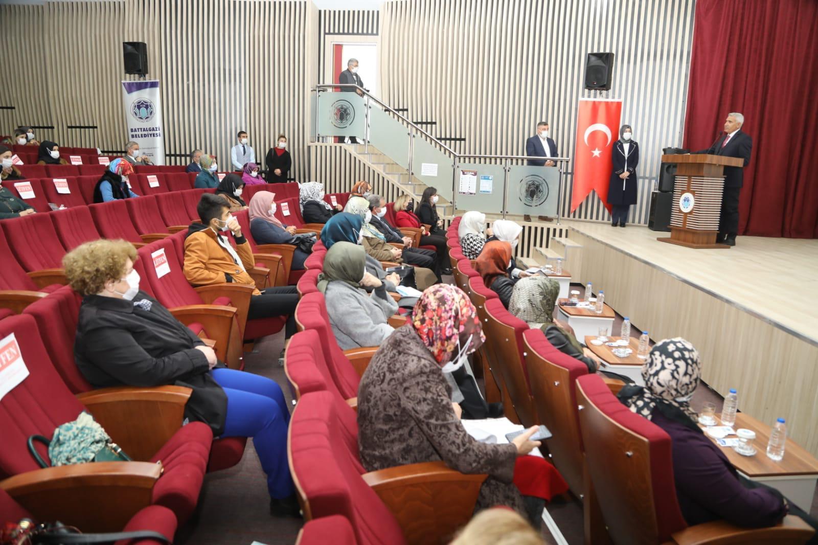 Girişimci Kadın Kooperatifi istişare toplantısı yapıldı