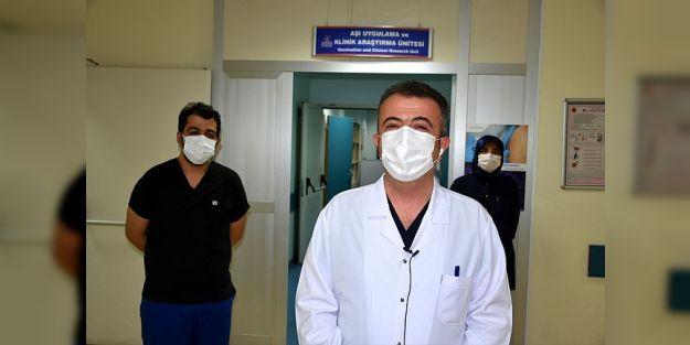 Kovid-19 Aşısı İçin Malatya'dan 150 Gönüllü Başvurdu