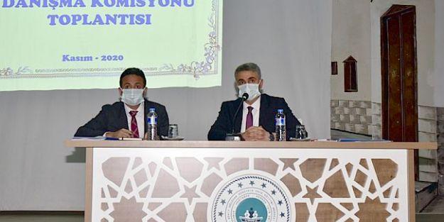 'Milli Eğitim Danışma Komisyonu Toplantısı Düzenlendi