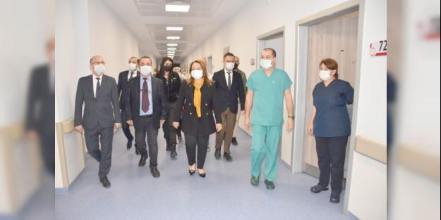 MTÜ 'de ameliyatsız safra kesesi taşı operasyonu