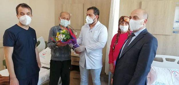 Öğrencisi olan doktorundan 'Öğretmenler Günü' kutlaması