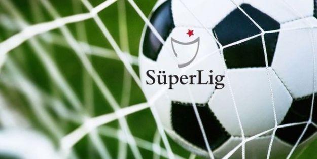 Süper Lig'de heyecan kaldığı yerden devam ediyor