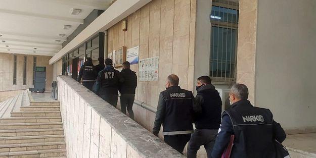 Torbacı Operasyonu'nda 14 Tutuklama