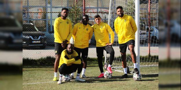 Yeni Malatyaspor kupada tur arayacak