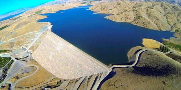 4 Barajda Su Doluluk Oranı Düştü