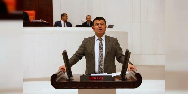 Ağbaba: 'Genel Başkanımıza laf yetiştireceğine, SGK kayıtlarına baksın'