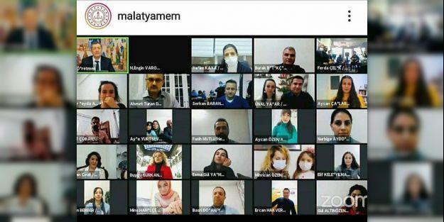 Bakan Selçuk, Malatya'da Görev Yapan Öğretmenlerle Buluştu