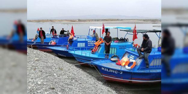 Balıkçı Teknelerine Denetim Yapıldı