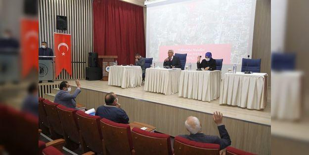 Battalgazi Belediye Meclisi Aralık Toplantılarını Tamamladı