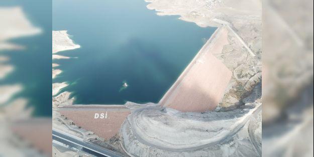 Boztepe Barajı'nda bakım ve onarım yapılacak