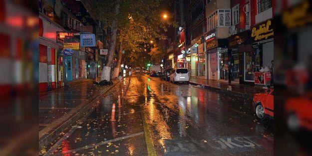 Malatya'da Kısıtlama Sessizliği