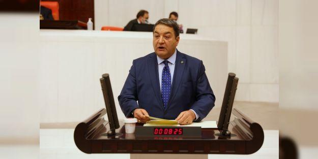 Milletvekili Fendoğlu, icra işlemlerinin durdurulmasını istedi