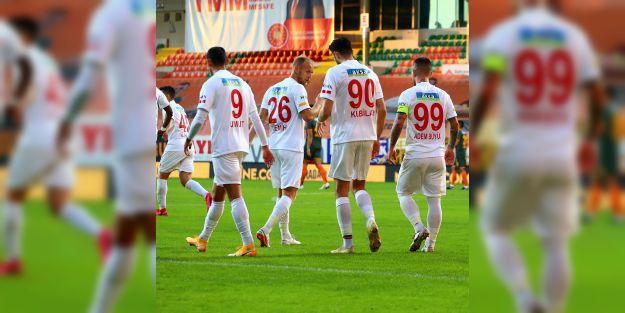 Yeni Malatyaspor'un yenilmezlik serisi sürüyor