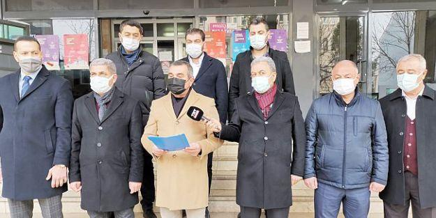 AK Parti'den Sağlar, Ataklı ve Başbuğ hakkında suç duyurusu