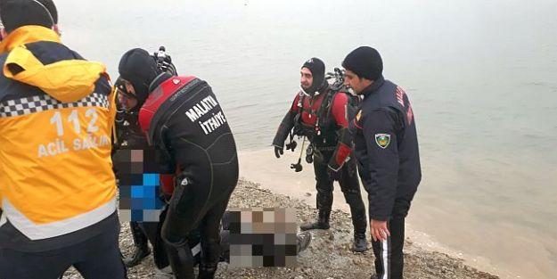 Baraj gölünde tekne alabora oldu, 1 kişi boğuldu