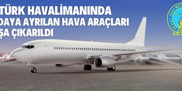 Hurdaya Ayrılan Hava Araçları Satışa Çıkarıldı