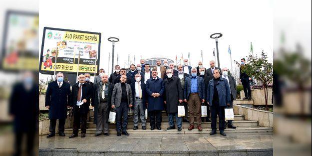 Muhtarlar, Büyükşehir Belediyesi sosyal ve kültürel hizmet alanlarını gezdi