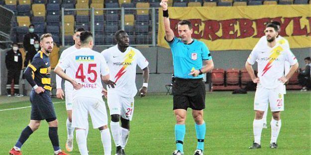PFDK'dan Karim Hafes'e 3 maç ceza