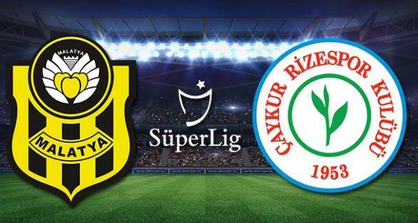 Yeni Malatyaspor, 19.haftada Rizespor'u konuk edecek