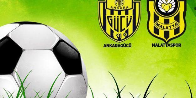 Yeni Malatyaspor Ankara deplasmanında galibiyet arayacak