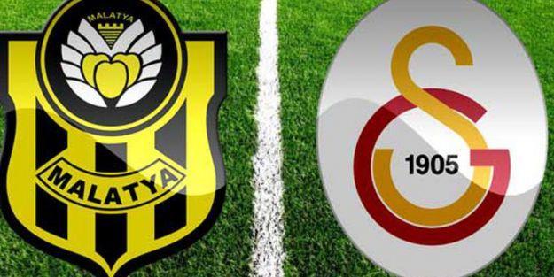 Yeni Malatyaspor, Galatasaray karşısında tur arayacak