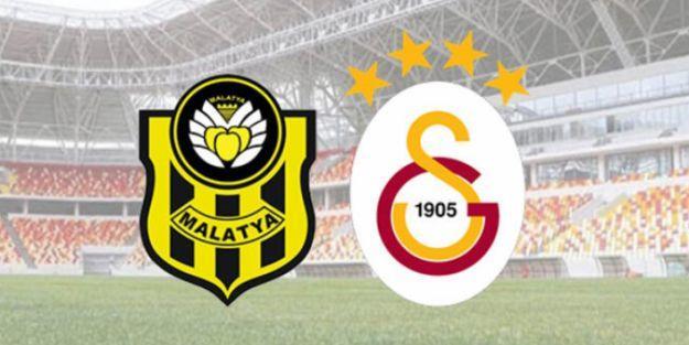 Yeni Malatyaspor, sahasında Galatasaray'a geçit vermiyor