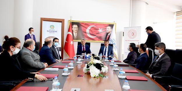 """Gürkan: 'Horata'yı turizme kazandıracağız"""""""