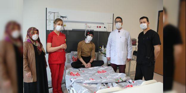 Kan kanseri genç, TÜRKÖK'den sağlanan kök hücreyle sağlığına kavuştu