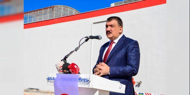 """Gürkan: 'Ülkemize katma değer kazandıracak önemli bir yatırım"""""""