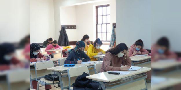 MABEM'deki hazırlık kursları devam ediyor