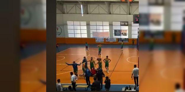 MBB, TÜRŞAD maçında 3-0 hükmen galip sayıldı