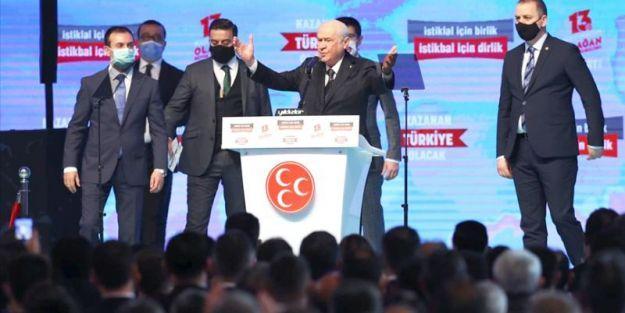 MHP'nin MYK'sına Malatya'dan 3 İsim girdi