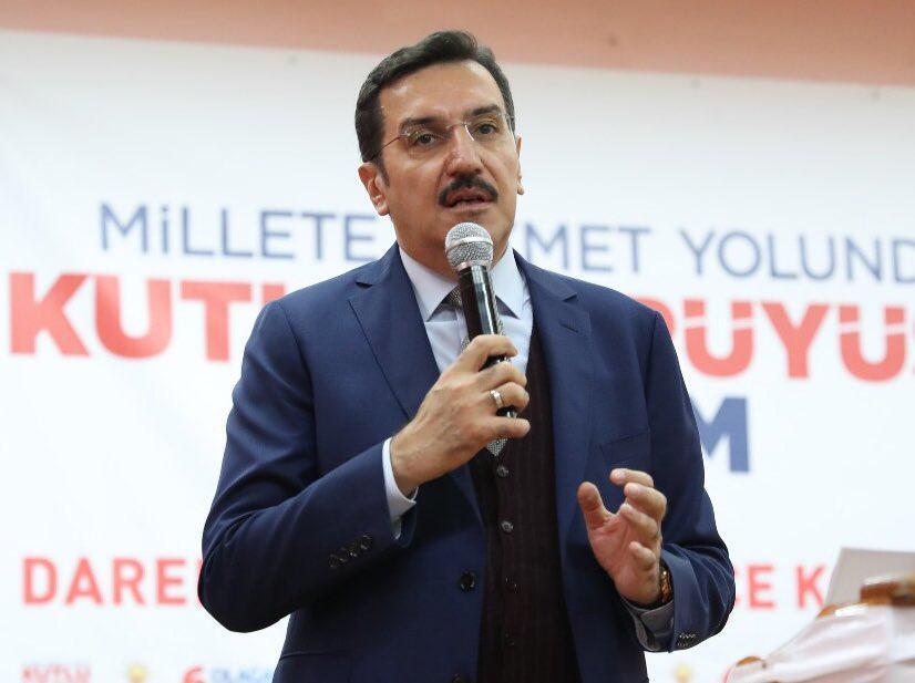 Milletvekili Tüfenkci ulaşım yatırımlarını değerlendirdi