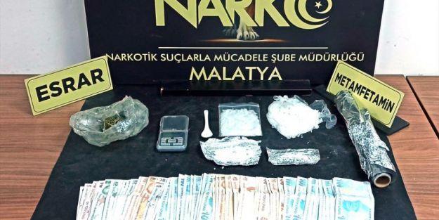 Narkotik'ten operasyon.. 3 torbacı tutuklandı