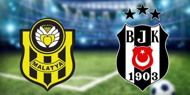Yeni Malatyaspor, Beşiktaş'ı konuk ediyor