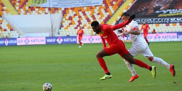 Yeni Malatyaspor sahasında 4 maçtır galip gelemiyor