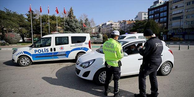 78 kişiye 70 bin 200 lira ceza