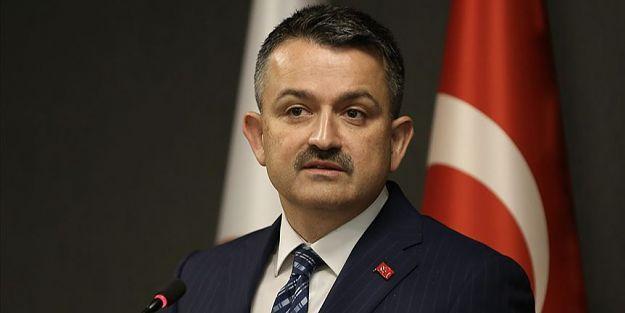 Bakan Pakdemirli'nin Arızalanan UçağıMalatya'ya Acil İniş Yaptı