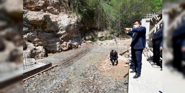 Büyükşehir Belediyesi 3 yeni su kaynağı buldu