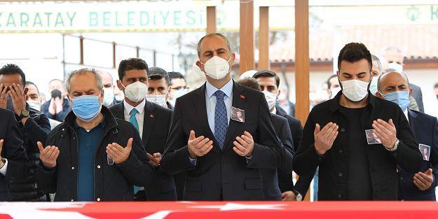 Covid-19'dan Hayatını Kaybeden Cumhuriyet Savcısı Son Yolculuğuna Uğurlandı
